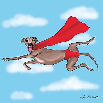 Adopt a Super Hero! by louendicott