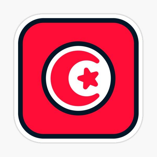 Tunisie! Sticker