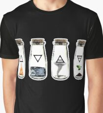 The 4 Elements Graphic T-Shirt