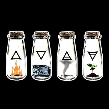 The 4 Elements by SigilSorcery