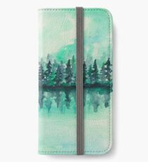 Tranquil  iPhone Wallet/Case/Skin