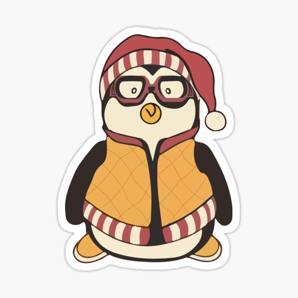 Hugsy Sticker