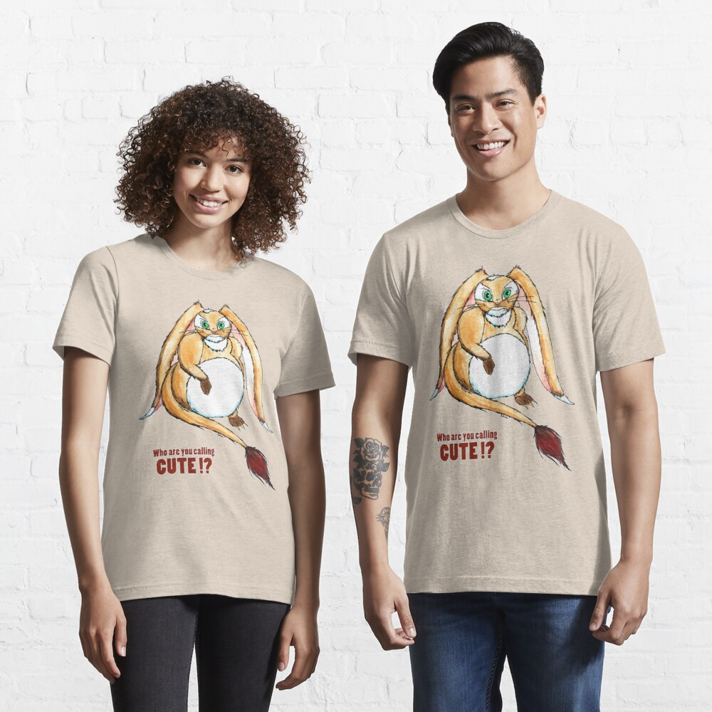 Who are you calling CUTE !? Essential T-Shirt