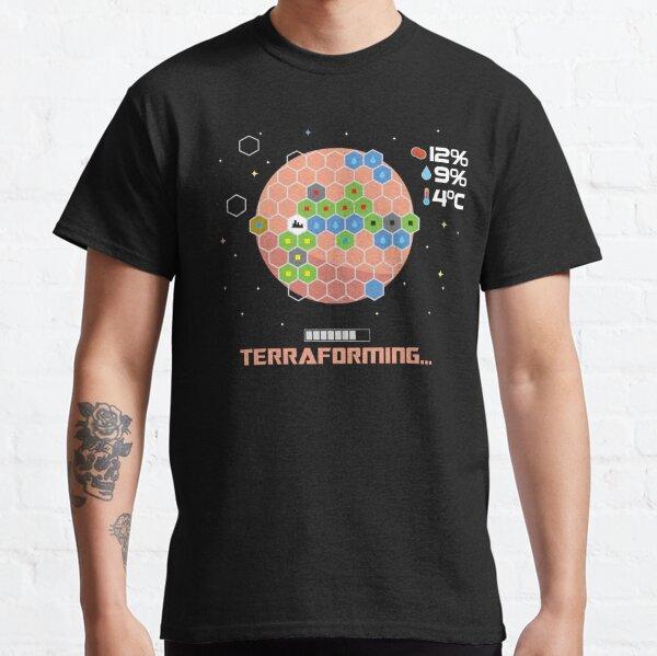 Chargement de Mars ... T-shirt classique