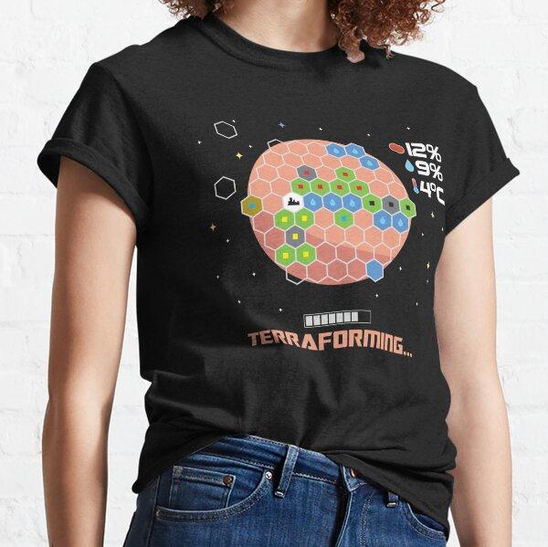 Loading Mars... Classic T-Shirt