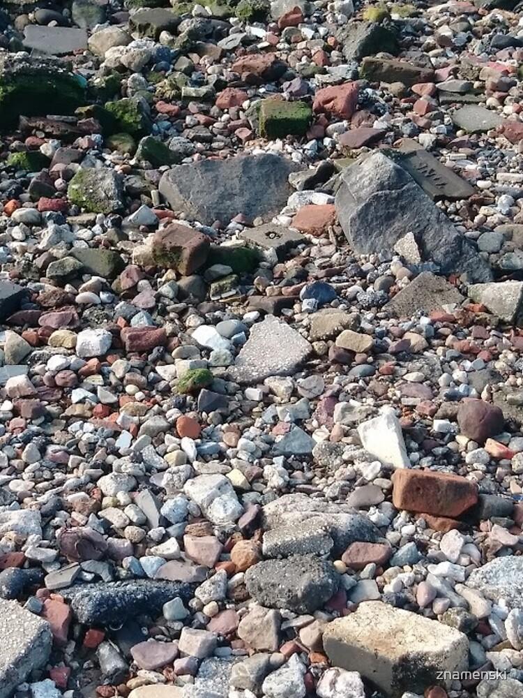 #rubble #pebble #scrap #stone #garbage #gravel #many #dust #litter #environment #pollution #broken #vertical #rockobject #stack #heap #textile #abundance #destruction by znamenski
