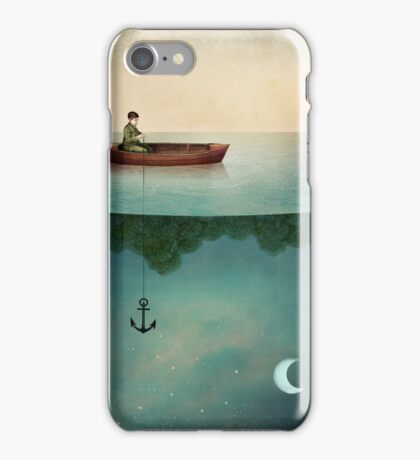 Entering Dreamland iPhone Case/Skin