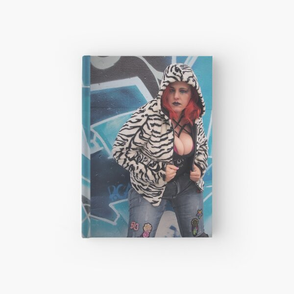 Dont Mess With Me! Hardcover Journal