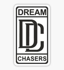 Dream chasers music Sticker
