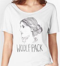 Virginia Woolfpack Women's Relaxed Fit T-Shirt
