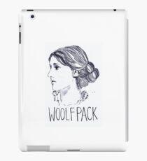 Virginia Woolfpack iPad-Hülle & Klebefolie