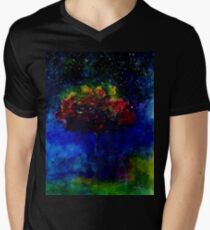One tree in the universe Mens V-Neck T-Shirt