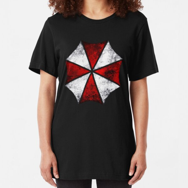 Umbrella Corp Slim Fit T-Shirt