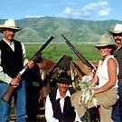 Wedding Wyoming Style by © Loree McComb