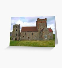 St. Mary in The Castle Greeting Card
