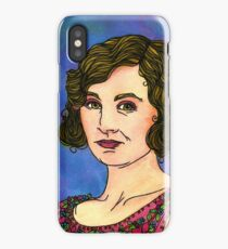 Lady Edith iPhone Case/Skin