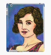 Lady Edith iPad Case/Skin