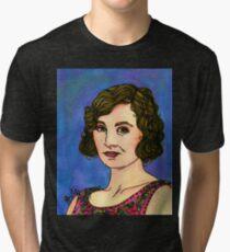 Lady Edith Tri-blend T-Shirt