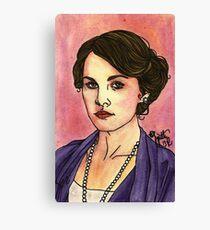 Lady Mary Canvas Print