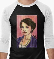 Lady Mary Men's Baseball ¾ T-Shirt