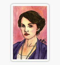 Lady Mary Sticker