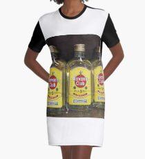 Havana Club Graphic T-Shirt Dress