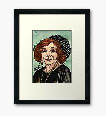 Martha Levinson Framed Print
