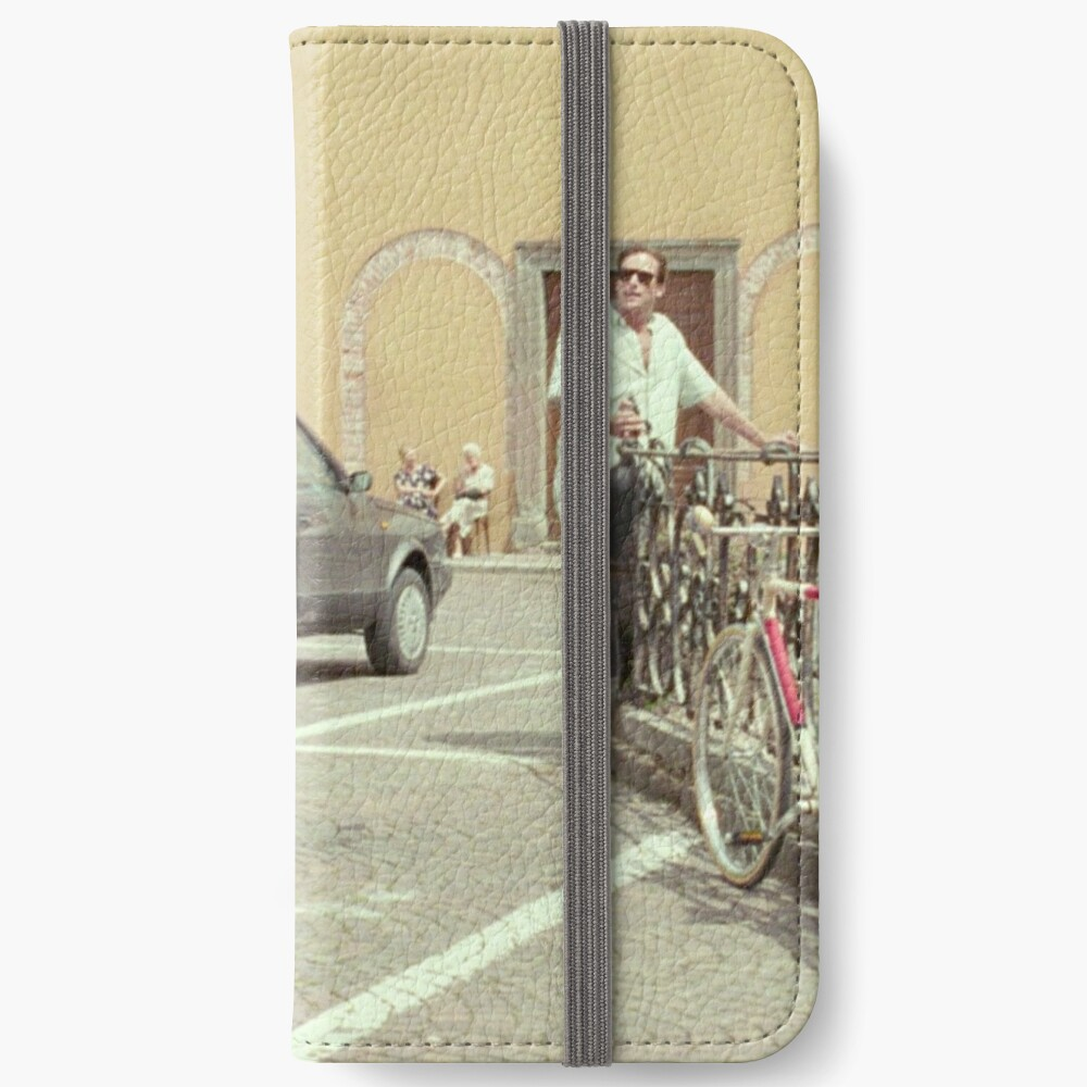 112 iPhone Flip-Case