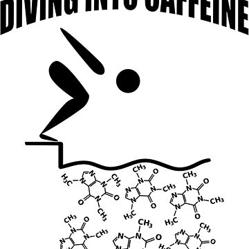 Diving Into Caffeine by Almdrs