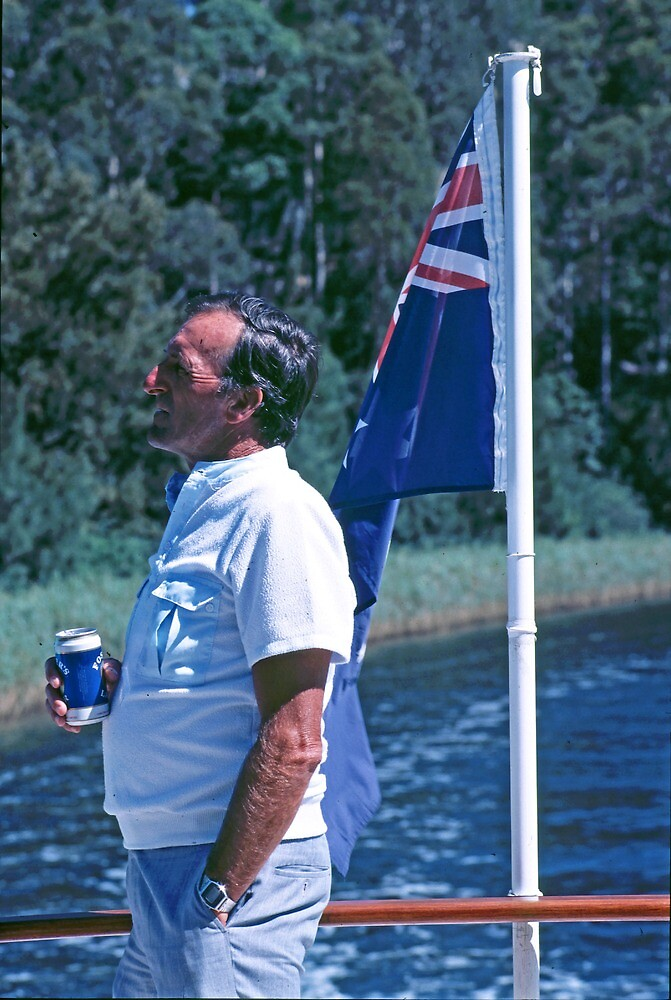 Beneath the Southern Cross I Stand by Geoff Smith