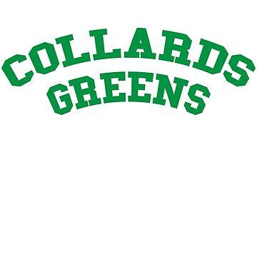 Collards Greens by TriangleOG