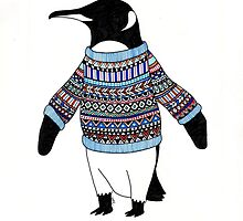 Penguin by Lauren Williamson