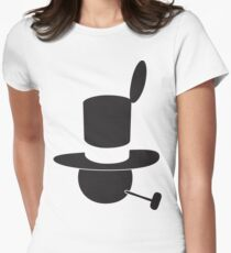 Turnip Head (Howl's Moving Castle) Women's Fitted T-Shirt