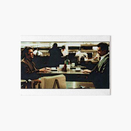 Heat - The Diner Art Board Print