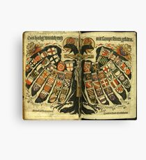 Coat of Arms of the Holy Roman Empire Canvas Print