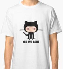 ★ Yes We Code Classic T-Shirt