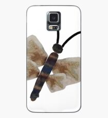 Cross-stitch Butterfly Case/Skin for Samsung Galaxy