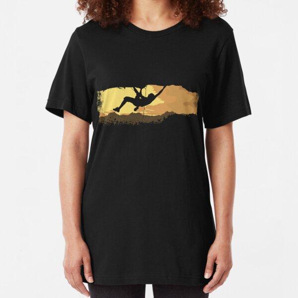 Extreme Climbing Slim Fit T-Shirt