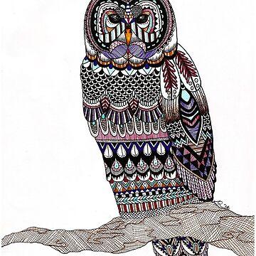 Owl II von laurenwill27