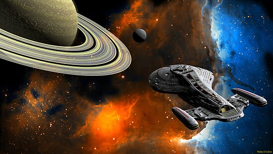 Voyager by Walter Colvin