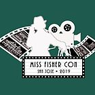 Lights, Camera, Action! Reverse for Dark Colors by MissFisherCon