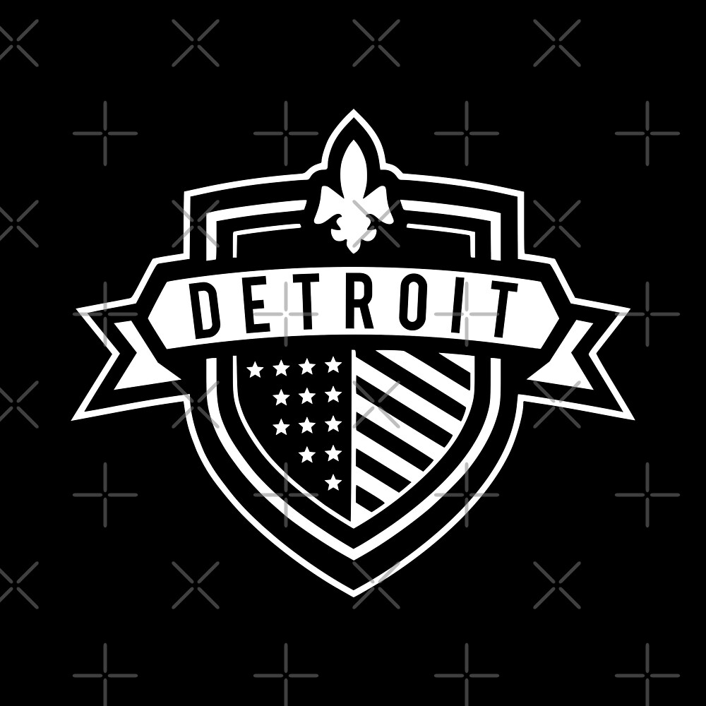 Detroit Crest by thedline