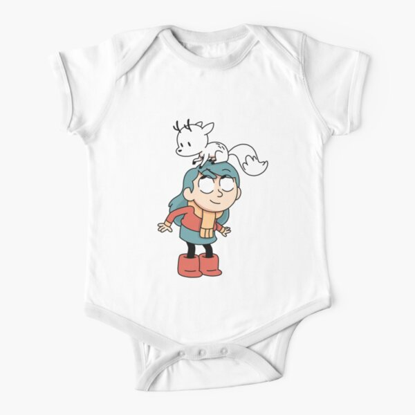 Hilda and Twig // Hilda Short Sleeve Baby One-Piece
