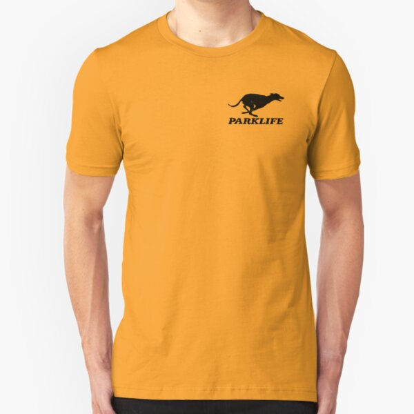 Blur parklife  Slim Fit T-Shirt