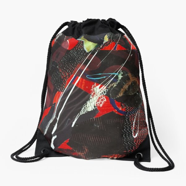 Confined No. 5 Drawstring Bag