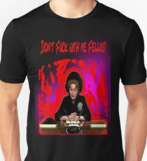 Don't Fuck With Me Fellas! (Mommie Dearest) Slim Fit T-Shirt