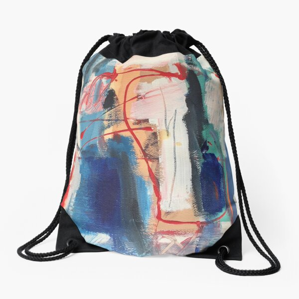 One Eye Series No. 7 Drawstring Bag