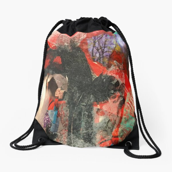 Catharsis No. 13B Drawstring Bag