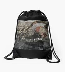 Hounds Drawstring Bag