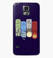 Ghibli Elemental Charms Case/Skin for Samsung Galaxy